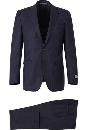 Canali Suit med nålestribet