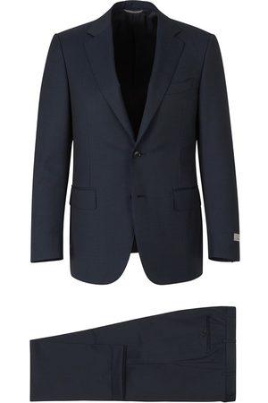 Canali Suit med mikro mønster