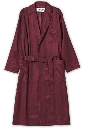CDLP Home Robe Burgundy