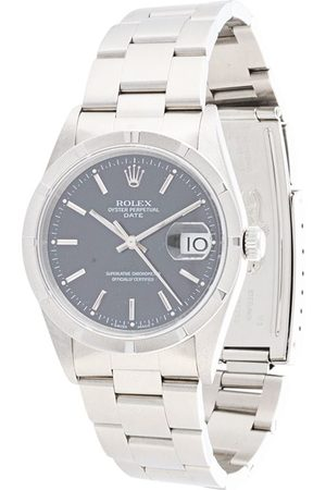 Rolex Mænd Ure - Pre-owned Oyster Perpetual Date 32mm fra 1997