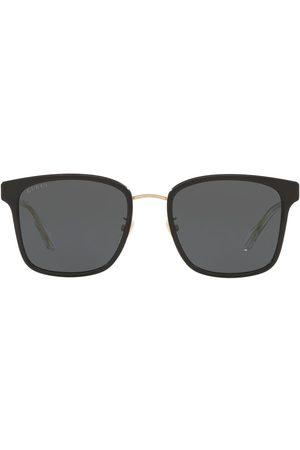 Gucci GG0563SK solbriller med firkantet stel