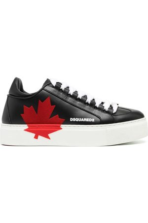 Dsquared2 Kvinder Sneakers - Canadian Team low-top sneakers