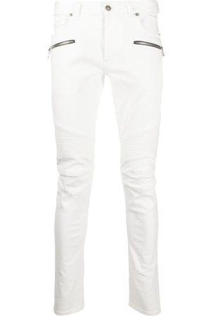 Balmain Jeans med paneler og smal pasform