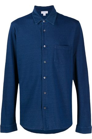 Sunspel Jersey cotton shirt