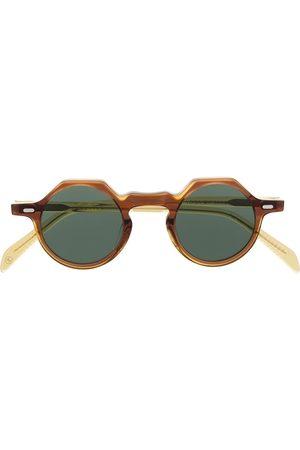 LESCA Runde Yoga solbriller