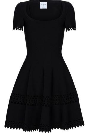 Alaïa Edition 2016 stretch-jersey minidress