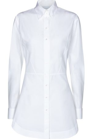 Alaïa Edition 1986 cotton poplin shirt
