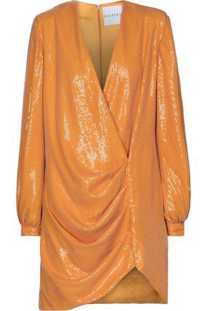 HALPERN Kvinder Festkjoler - Sequined minidress