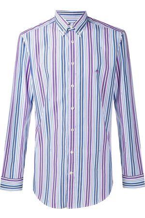 Etro Langærmet skjorte med striber