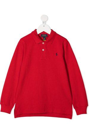 Ralph Lauren Polo-neck sweatshirt