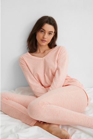 NA-KD Kvinder Pyjamas - Loungewear Cotton Set