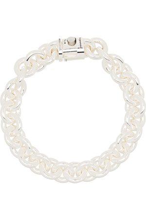 Le Gramme Mænd Armbånd - 65g Entrelacs chain bracelet