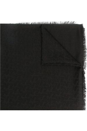 Zadig & Voltaire Glenn logo scarf