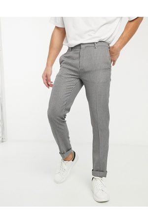 River Island Elegante, skinny bukser med striber