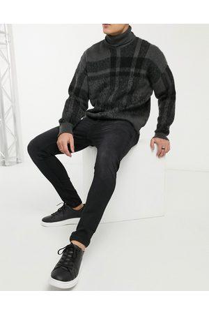 adidas Ultimate - Koksgrå skinny-jeans-Blå