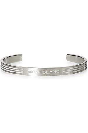 Mont Blanc Mænd Armbånd - Bangle Steel Lacquer Bracelet
