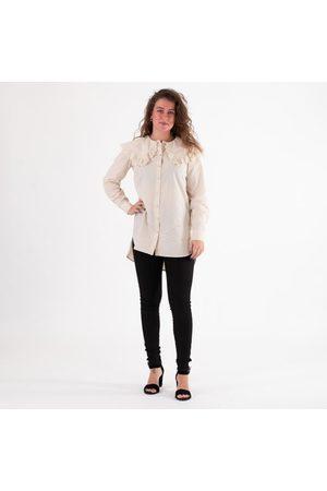 Pieces Kvinder Veste - Pcbibi ls shirt