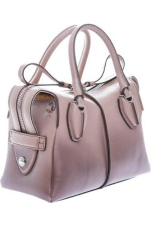 Tod's D-Styling Mini - Leather bag with 2 handles