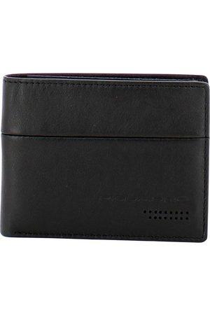 Piquadro Horizontal Wallet with Urban RFID Money Clip