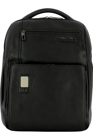 Piquadro Mænd Laptop Tasker - Akron 15.6 Large PC Backpack with RFID