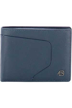 Piquadro Akron RFID wallet with coin purse