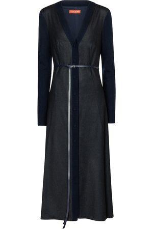 Altuzarra Kvinder Casual kjoler - Allyson twill midi dress