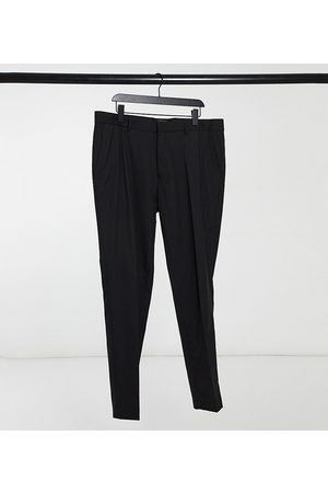 River Island Big & Tall - Elegante bukser i