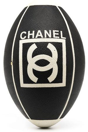 CHANEL Interlocking CC rugby-bold