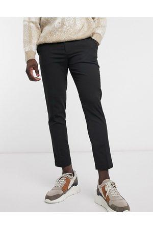 ASOS Skinny cropped smarte bukser i