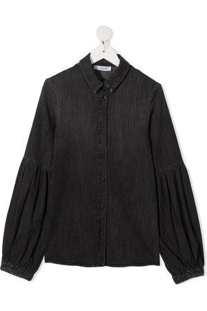 Dondup TEEN denim shirt
