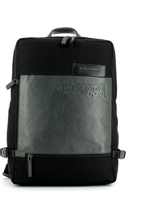 Piquadro Mænd Laptop Tasker - Large backpack for PC Ade 15.6 with RFID