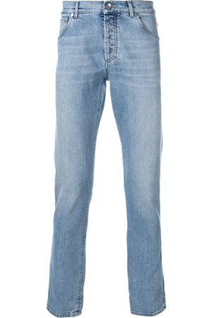 Brunello Cucinelli Skinny-jeans med lav talje