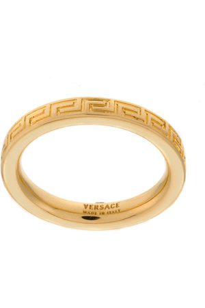 VERSACE Greek Keys ring