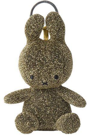 Bon Ton Toys Nøgleringe - Nøglering - 10 cm - Miffy - Guldglimmer