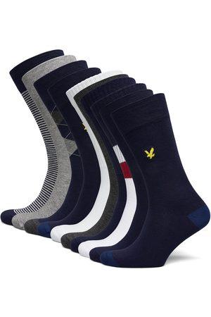 Lyle & Scott Mænd Strømper - Bobby Underwear Socks Regular Socks Multi/mønstret