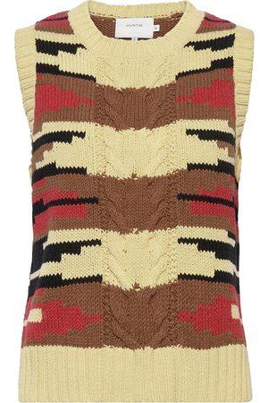 Munthe Kvinder Veste - Saddle Vests Knitted Vests