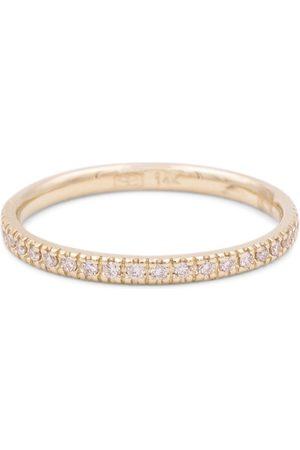 Sydney Evan Kvinder Ringe - 14kt yellow gold eternity ring with diamonds