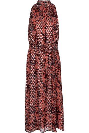 Velvet Sheena floral maxi dress