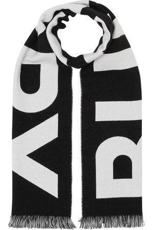 Burberry Tørklæde i jacquard med logo