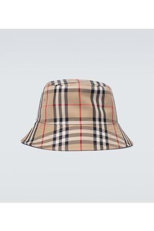Burberry Vintage check bucket hat
