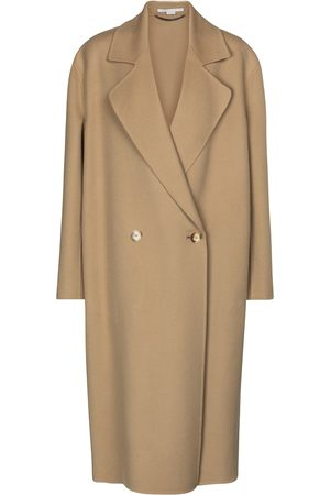 Stella McCartney Erika double-face wool coat