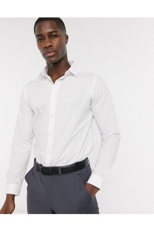 Bolongaro Klassisk skjorte i slim fit