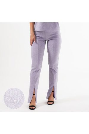 Pieces Pcgita hw slit pants