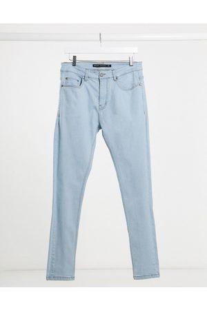 Brave Soul Skinny jeans i lyseblå