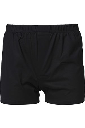 Bresciani Cotton Boxer Brief Black