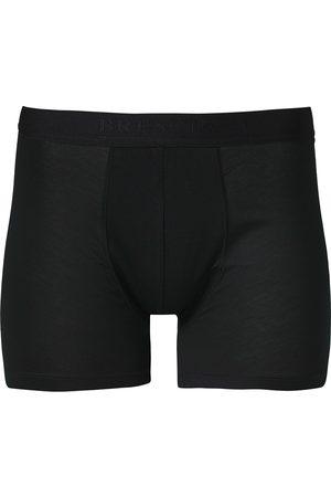 Bresciani Mænd Underbukser - Cotton Boxer Trunk Black