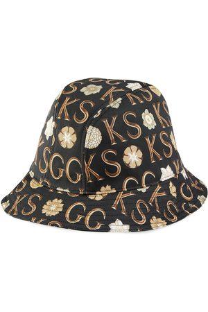 Gucci X Ken Scott bøllehat med monogramtryk