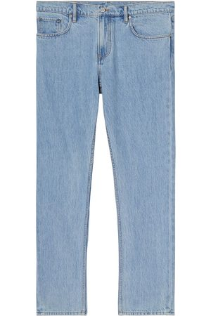 Burberry Mænd Straight - Straight-fit washed jeans