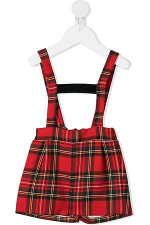 LA STUPENDERIA Skotskternede overalls