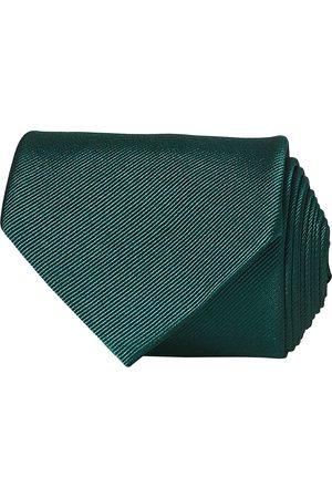 Amanda Christensen Plain Classic Tie 8 cm Dark Green